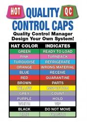 Quality Control Cap