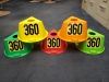 360 Safety Walkaround Cones - Warehouse Solutions