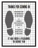 Large Paper Floor Mats - Auto Dealer Supplies