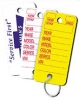 Poly Tag Key Tags - 250/box